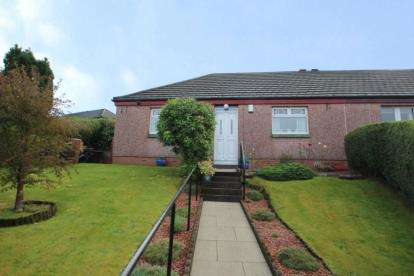 2 Bedrooms Bungalow for sale in Bawhirley Road, Greenock