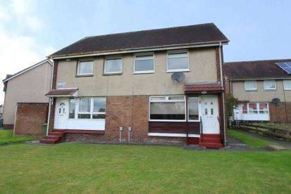 2 Bedrooms Semi Detached House for sale in Old Wood Road, Baillieston, Glasgow, Lanarkshire