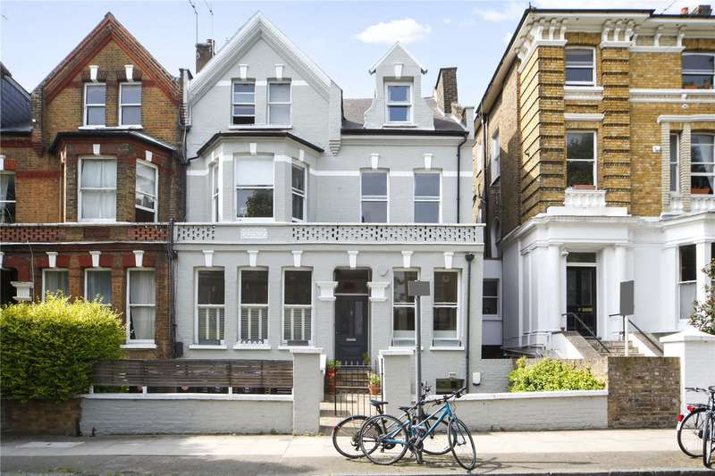 2 Bedrooms Ground Flat for sale in Brondesbury Villas, London, NW6
