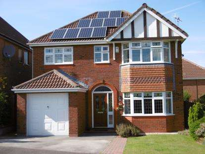 4 Bedrooms Detached House for sale in Brooke Close, Ewloe, Deeside, Flintshire, CH5