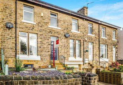 3 Bedrooms Terraced House for sale in New Street, Golcar, Huddersfield, West Yorkshire