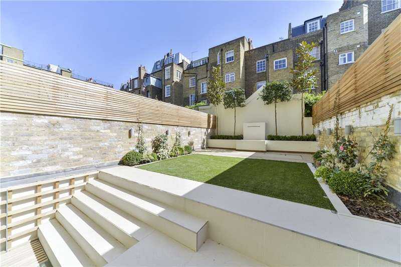 5 Bedrooms Terraced House for sale in Halsey Street, London, SW3