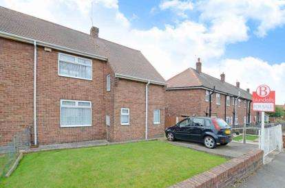 2 Bedrooms Semi Detached House for sale in Maple Avenue, Maltby, Rotherham, South Yorkshire