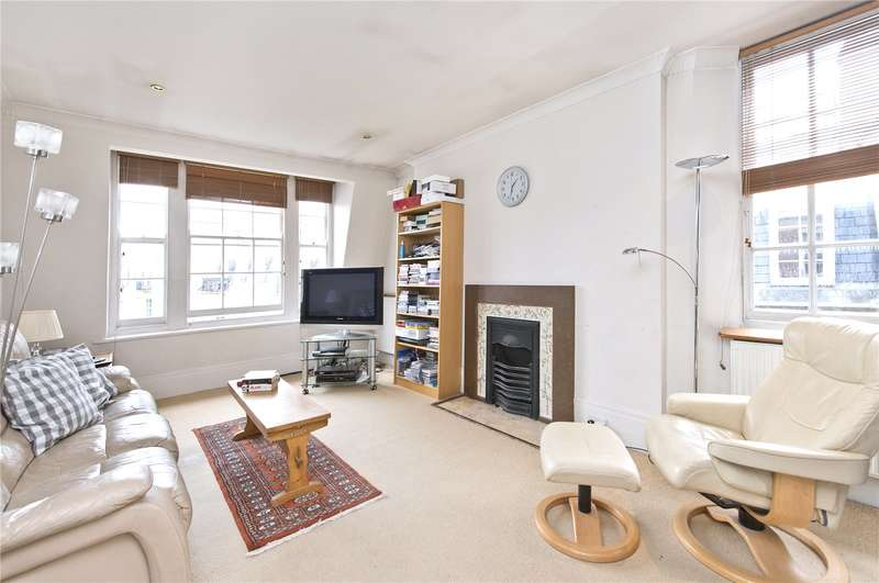 3 Bedrooms Flat for sale in Coleherne Court, Old Brompton Road, SW5