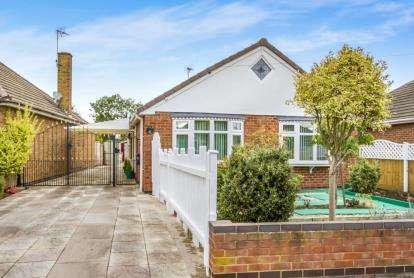 2 Bedrooms Bungalow for sale in Merton Avenue, Syston, Leicester, Leicestershire