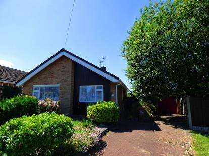 3 Bedrooms Bungalow for sale in Hillsdale Road, Burton-On-Trent, Staffordshire
