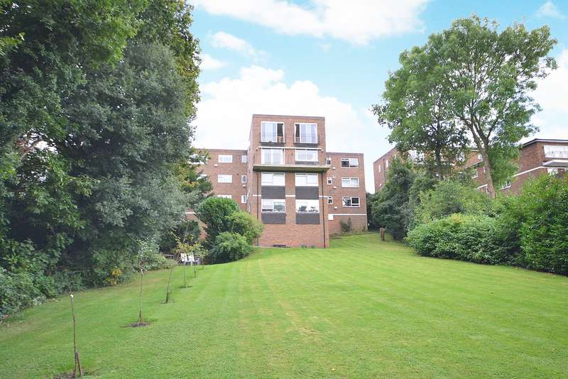 2 Bedrooms Flat for sale in Weybridge