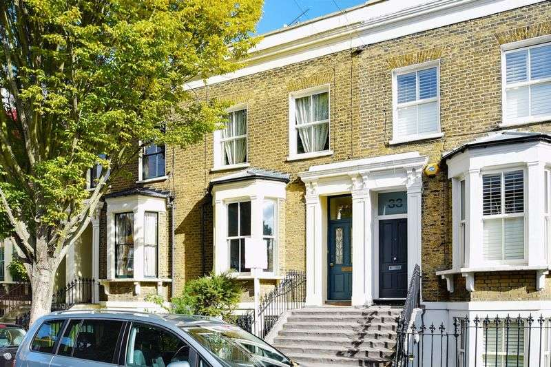 4 Bedrooms Terraced House for sale in Poole Road, London