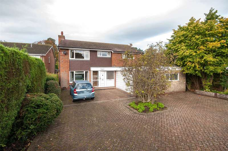 4 Bedrooms Detached House for sale in Alma Road, Reigate, RH2