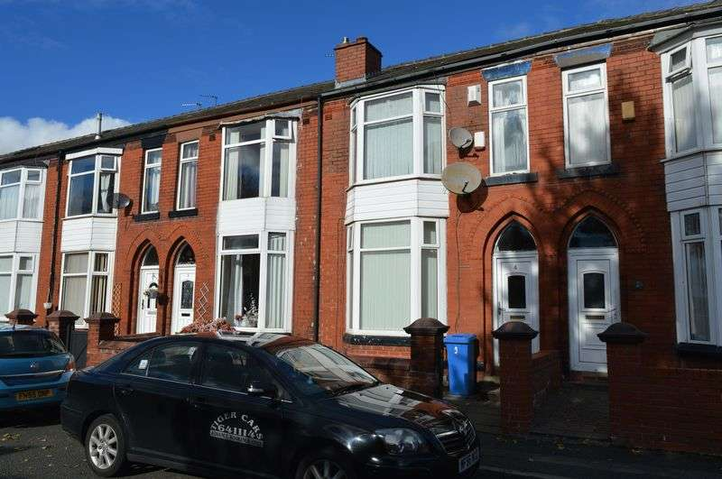 3 Bedrooms Terraced House for sale in Greenhill Avenue, Rochdale