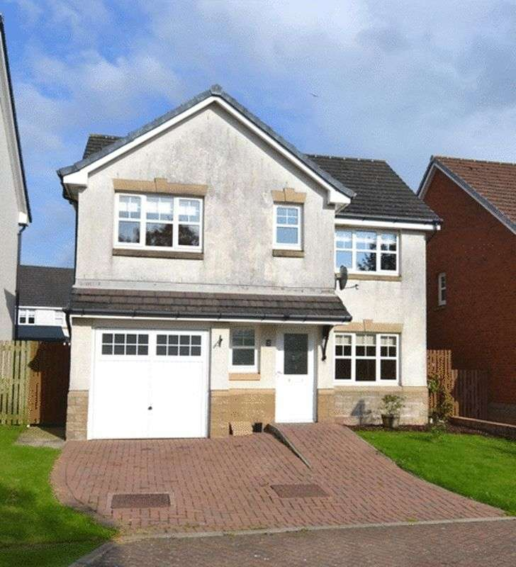 4 Bedrooms Detached House for sale in Earlswood View, Montgomerie Park, Irvine