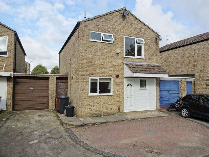 3 Bedrooms Detached House for sale in Thetford Close, Corby