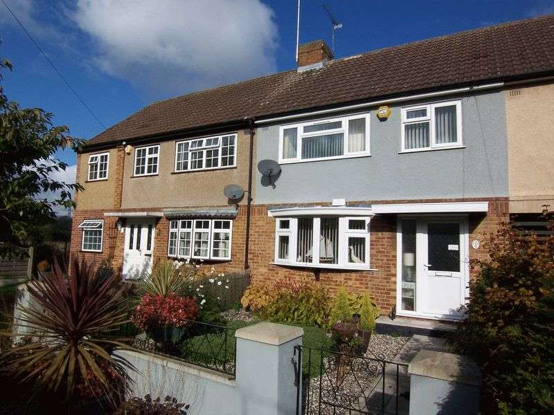 3 Bedrooms Terraced House for sale in Langley Green, Nazeing