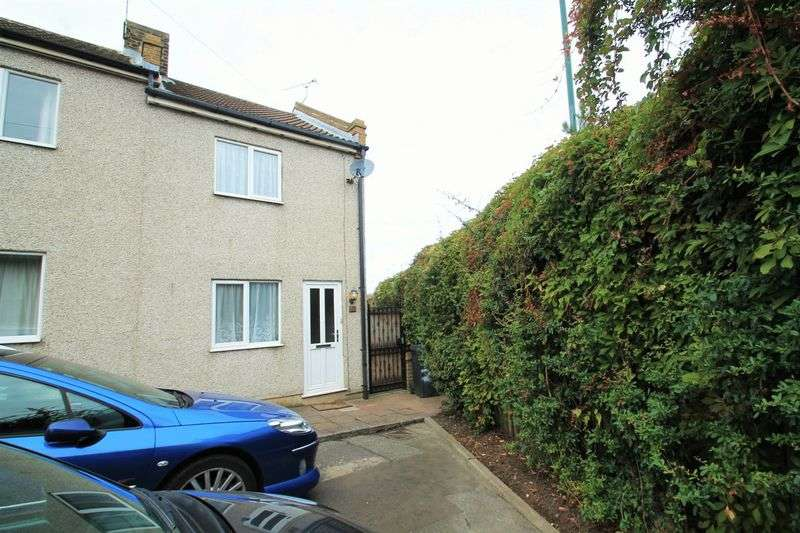 2 Bedrooms Terraced House for sale in Charles Street, Greenhithe