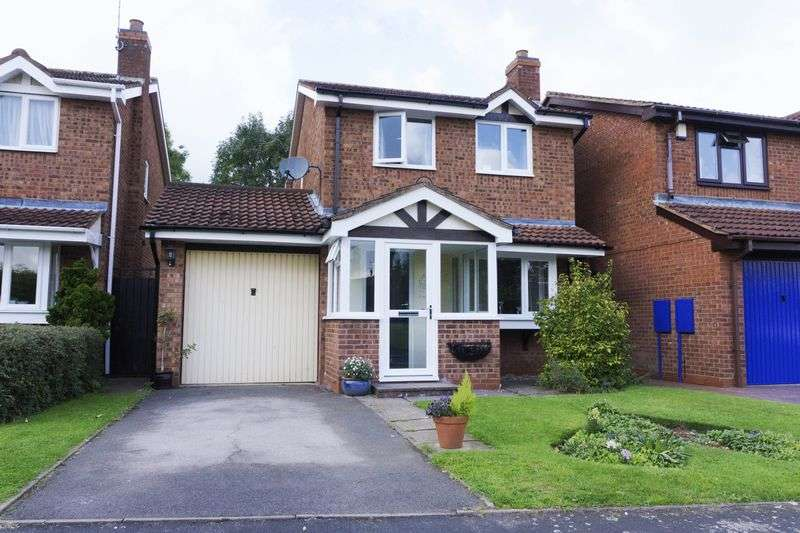 Property for sale in Wordsworth Close, Armitage, Rugeley