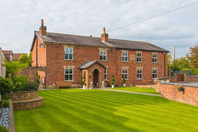7 Bedrooms Detached House for sale in Parr Lane, Eccleston