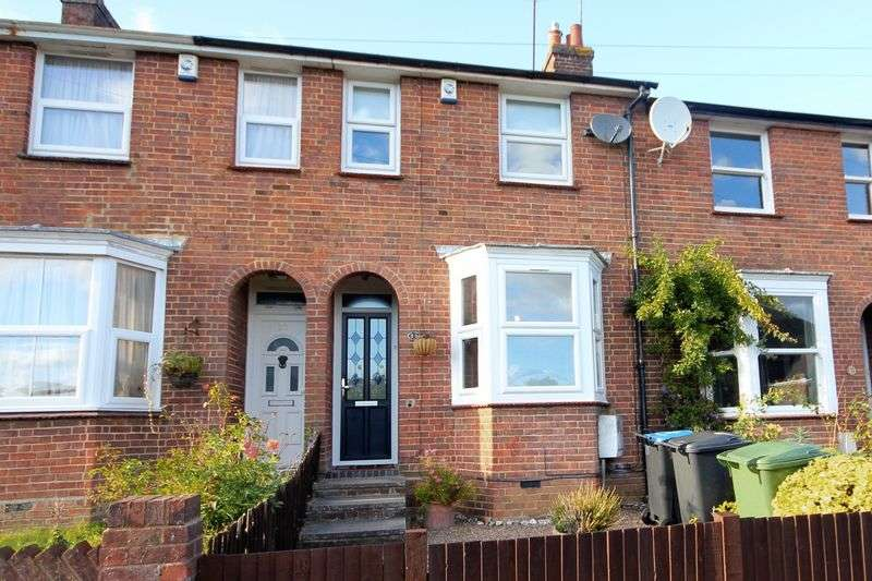 2 Bedrooms Terraced House for sale in Wesley Road, Markyate