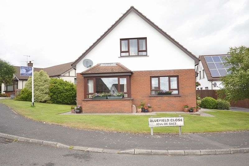 3 Bedrooms Detached Bungalow for sale in Bluefield Close, Carrickfergus