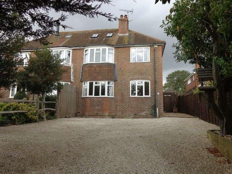 3 Bedrooms Semi Detached House for sale in Arundel Road, Worthing