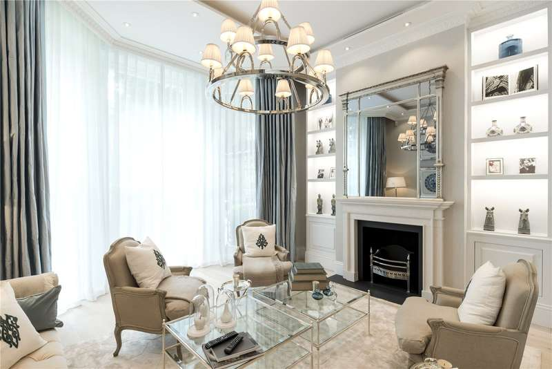 3 Bedrooms Flat for sale in Holland Park, London, W11