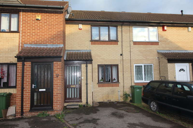 2 Bedrooms Terraced House for sale in Seymour Place, Paston, Peterborough, PE4 7ZS