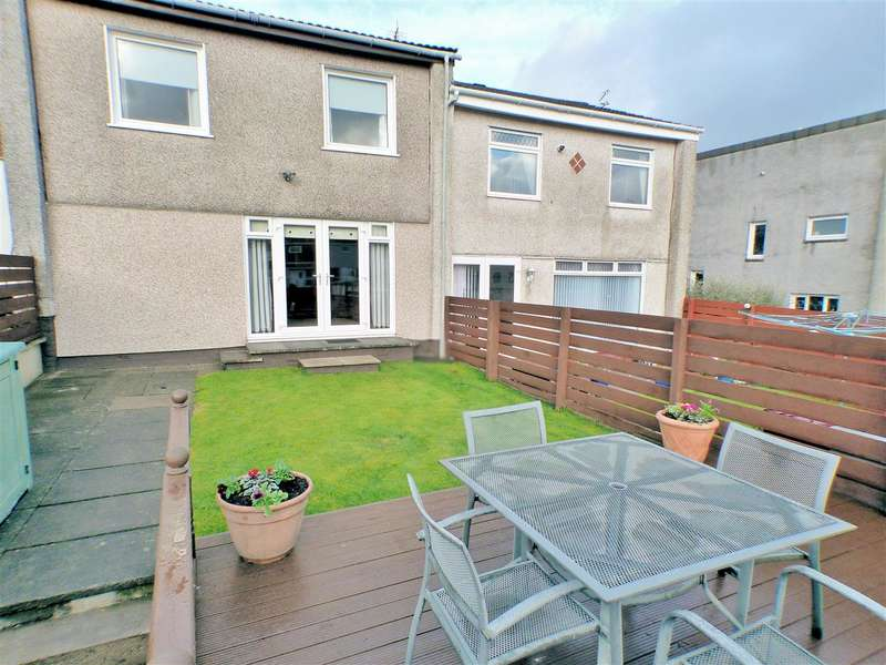 3 Bedrooms Terraced House for sale in Pine Court, Greenhills, EAST KILBRIDE