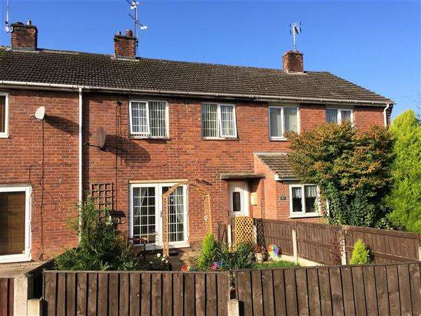 3 Bedrooms Town House for sale in Cefndre, Wrexham