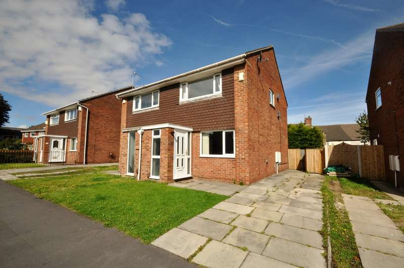 2 Bedrooms House for sale in Brook Close, Wallasey