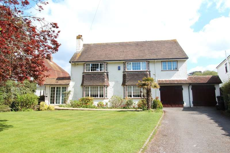 4 Bedrooms Detached House for sale in FRIARS CLIFF