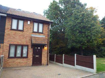4 Bedrooms End Of Terrace House for sale in Laindon, Basildon, Essex
