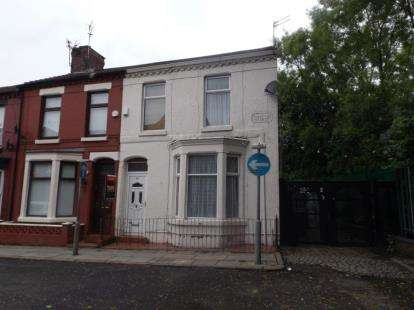 3 Bedrooms End Of Terrace House for sale in Tiverton Street, Liverpool, Merseyside, L15