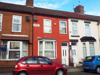 3 Bedrooms Terraced House for sale in Birstall Road, Liverpool, Merseyside, L6
