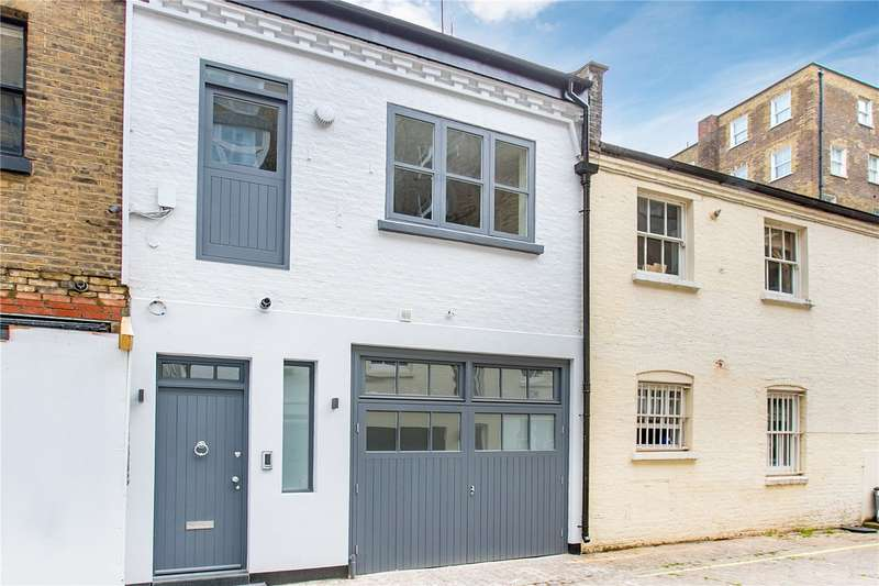 4 Bedrooms House for sale in Lancaster Mews, London, W2