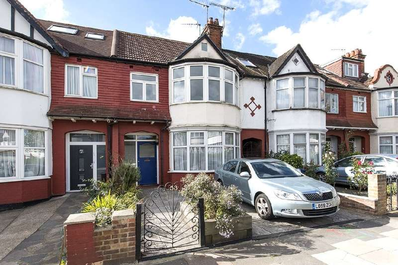 3 Bedrooms House for sale in The Drive, NW11