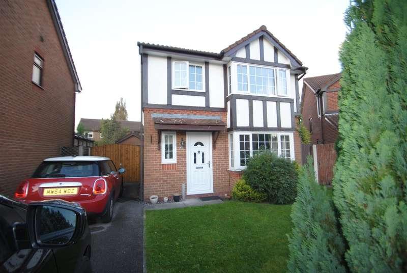 3 Bedrooms Property for sale in Fleetwood Close, Great Sankey, WARRINGTON, WA5