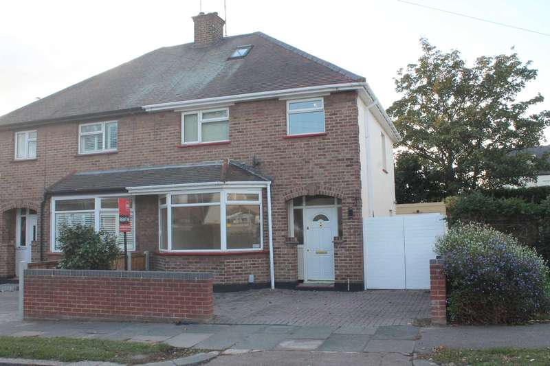 3 Bedrooms Semi Detached House for sale in Gainsborough Drive, Westcliff On Sea