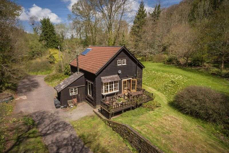 3 Bedrooms Detached House for sale in Eggesford, Chulmleigh