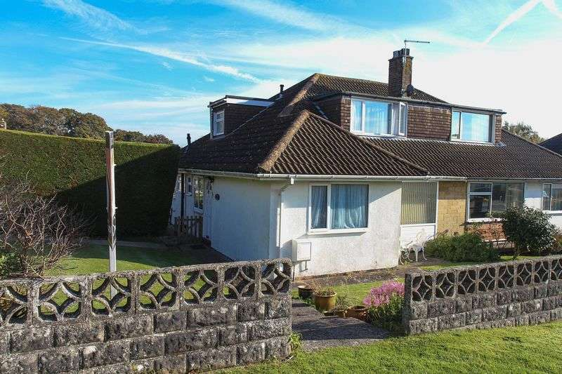 3 Bedrooms Semi Detached House for sale in Castlewood Close, Clevedon