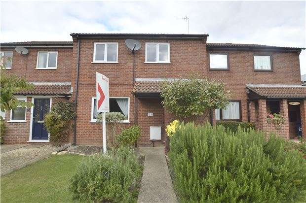 3 Bedrooms Terraced House for sale in Northway, TEWKESBURY, Gloucestershire, GL20
