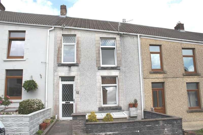 3 Bedrooms Terraced House for sale in Ramsden Road, Clydach, Swansea