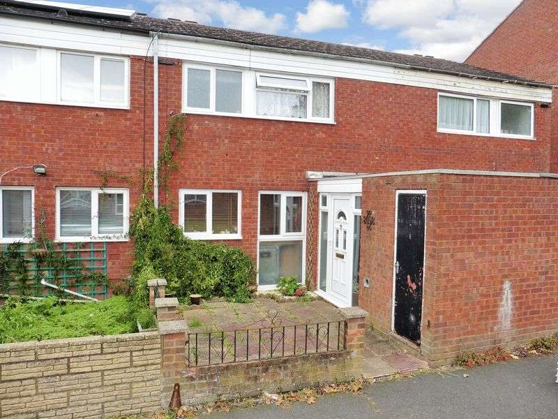 3 Bedrooms Terraced House for sale in Enfield Close, Houghton Regis