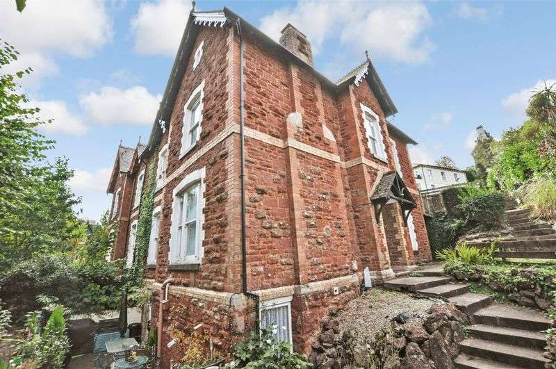 5 Bedrooms Semi Detached House for sale in Walnut Road, Torquay
