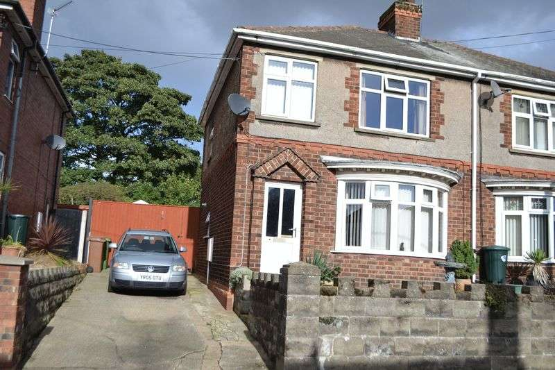 3 Bedrooms Semi Detached House for sale in Low Street, Winterton