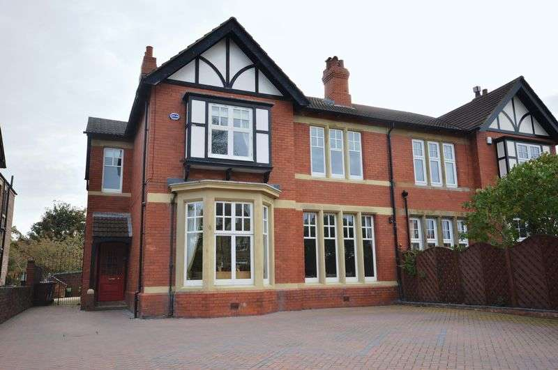 5 Bedrooms Semi Detached House for sale in Birkenhead Road