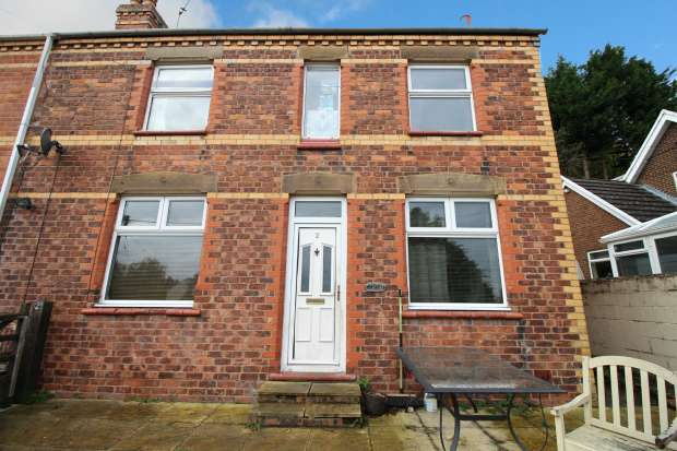 2 Bedrooms Semi Detached House for sale in Fron Haul Bryn Road, Wrexham, Clwyd, LL11 6EW