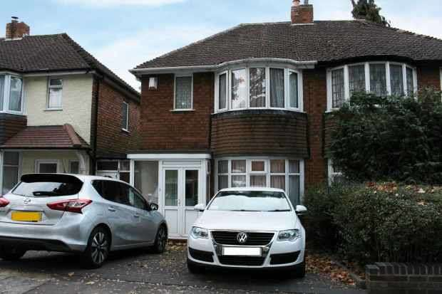 2 Bedrooms Semi Detached House for sale in Charlbury Crescent, Birmingham, Warwickshire, B26 2LG