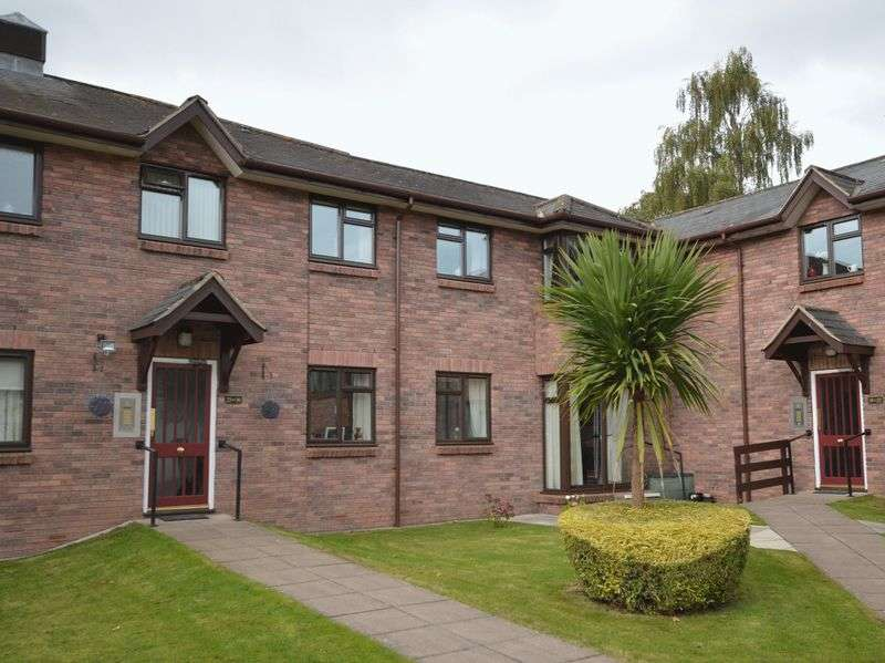 2 Bedrooms Flat for sale in Priory Gardens, Abergavenny