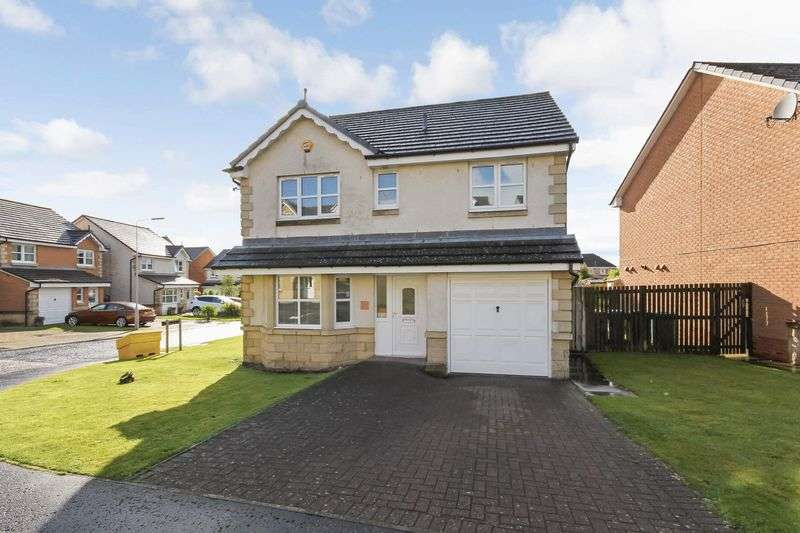 4 Bedrooms Detached House for sale in Braemar Drive, Dunfermline