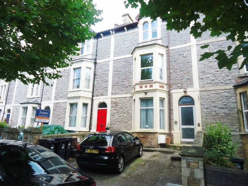 2 Bedrooms Flat for sale in Coombe Road, Weston-super-Mare