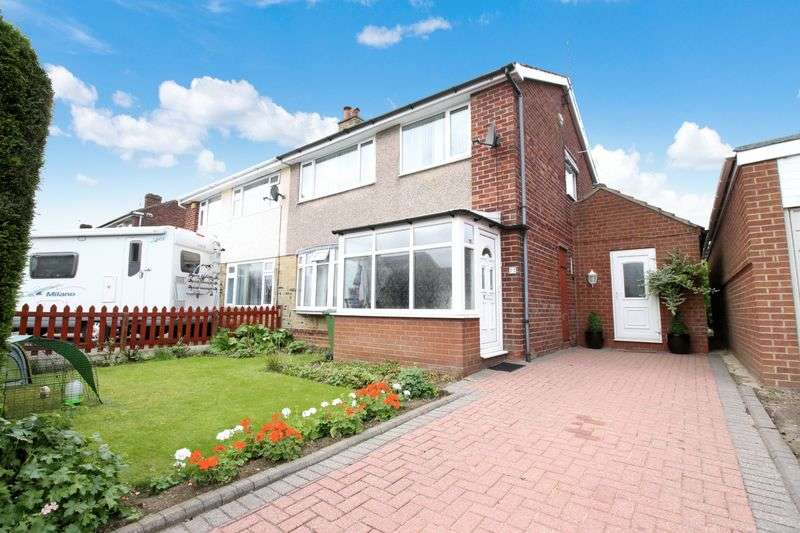 4 Bedrooms Semi Detached House for sale in Napier Crescent, Scarborough